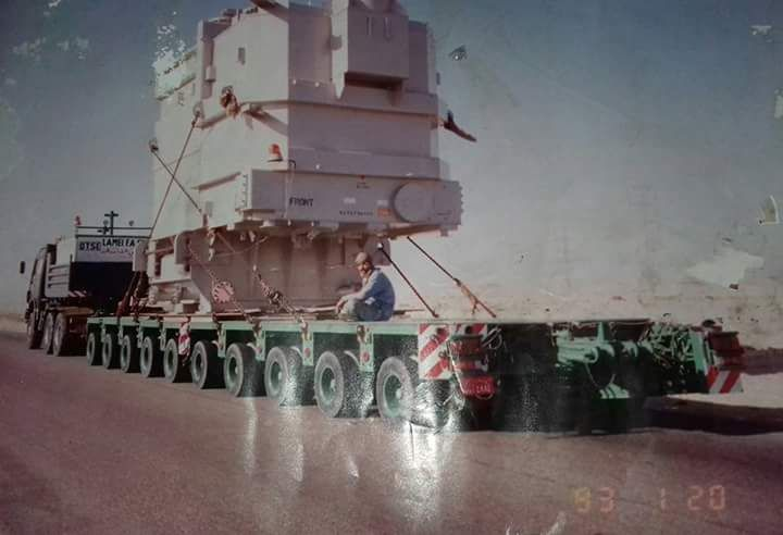 Show your truck! محمود بيبو sent us a pic from his archive.