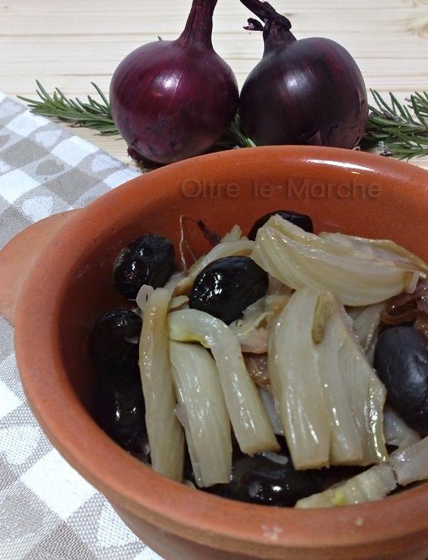 Finocchi e cipolle in padella, ricette veloci