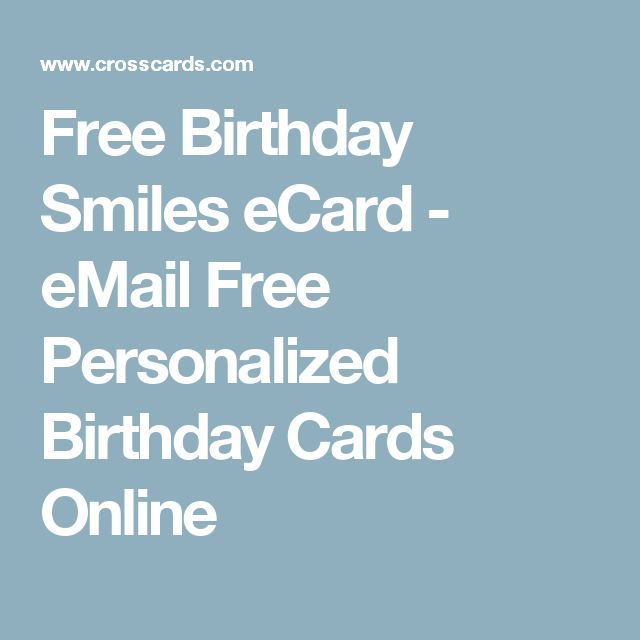 17 Best ideas about Free Email Birthday Cards – Ordering Birthday Cards Online