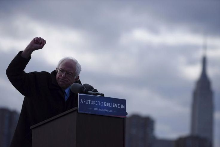 #Media #Oligarchs #MegaBanks vs #Union #Occupy #BLM  Bernie Sanders Should Hold Massive Rallies During Trump Era   https://www.yahoo.com/news/bernie-sanders-hold-massive-rallies-181408850.html   Former Green Party candidate Ralph Nader has some ideas for the progressive movement Vermont Sen. Bernie Sanders helped incorporate into the Democratic Party throughout the 2016 presidential election. To keep liberal momentum strong and unified under a Trump presidency, the former Democratic…