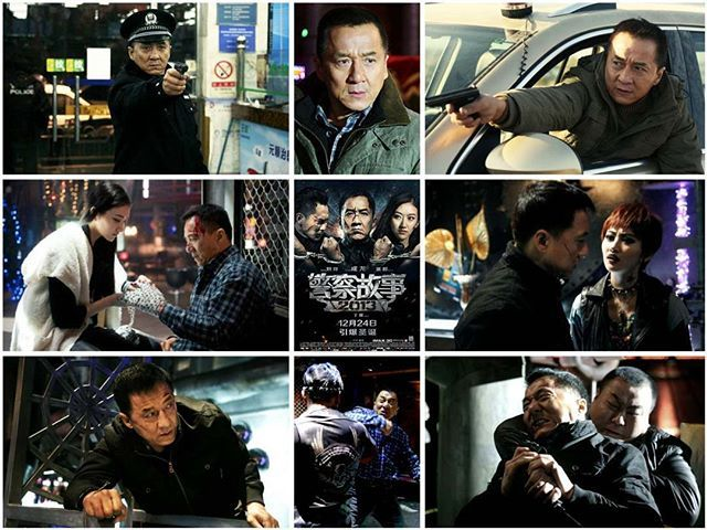 NUMBER #94 Title: Police Story 2013 Date: 2013 Role: Detective Zhong Wen #jackiechan #jackiechanstyle #jackiechanmovie #martialarts #martialart #kungfu #policestory #policestory2013 #2013