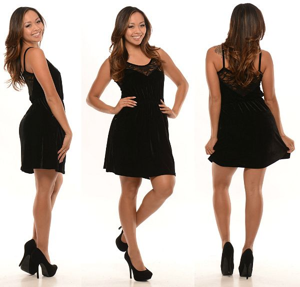 always have to have that black dress