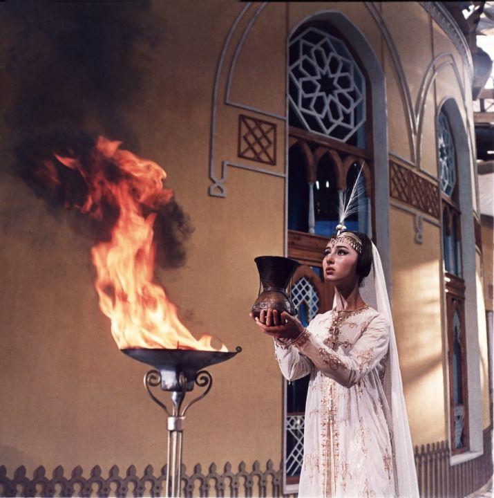 Aladinova kouzelná lampa (1966)