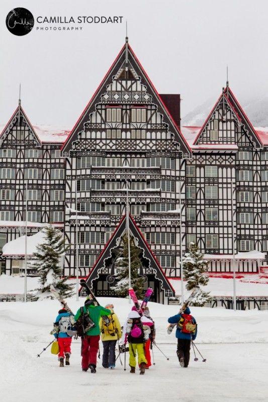 Hakuba Japan Ski Fields this is where I will be skiing