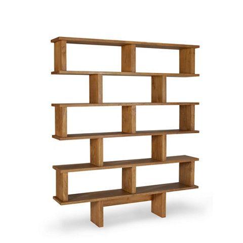 Desert Modern Bookshelves - Armoires / Cabinets - Furniture - Products - Ralph Lauren Home - RalphLaurenHome.com