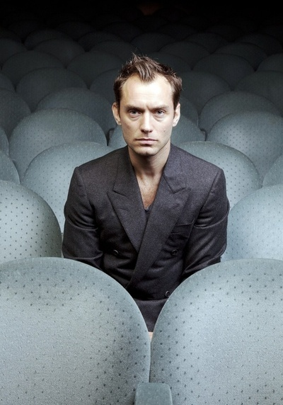 Jude Law. Great portrait
