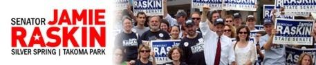 Jamie Raskin is a Democratic State Senator in MarylandrepresentingSilver Spring and Takoma Park (District 20).