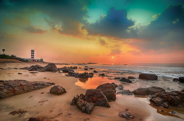 Vizag, India.  seriously need to go back to the birthplace