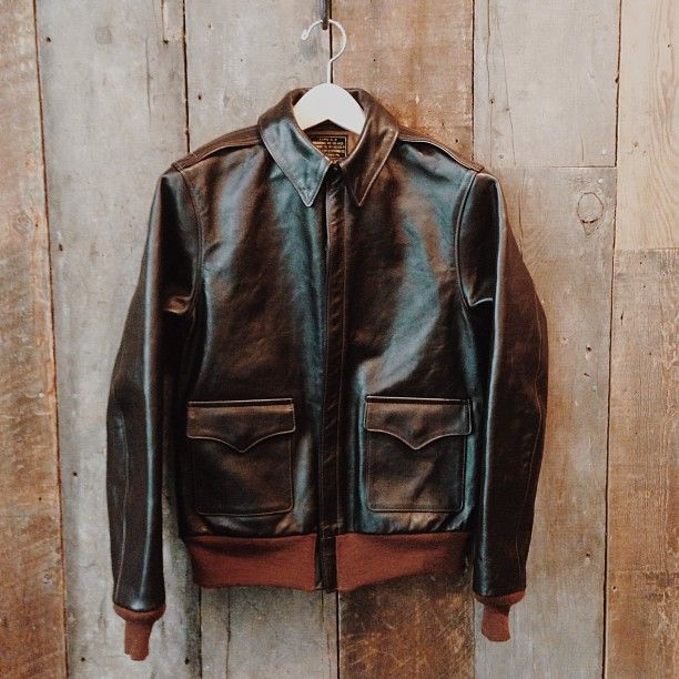 61 best A2 Flight Jacket images on Pinterest | Leather jackets ...