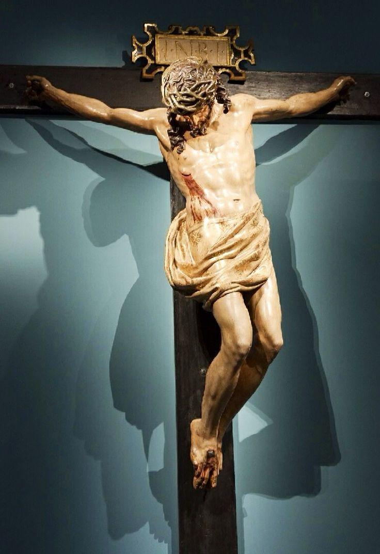Nuestro Señor Crucificado.