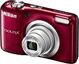 Nikon Coolpix A10 Kamera Kit rot
