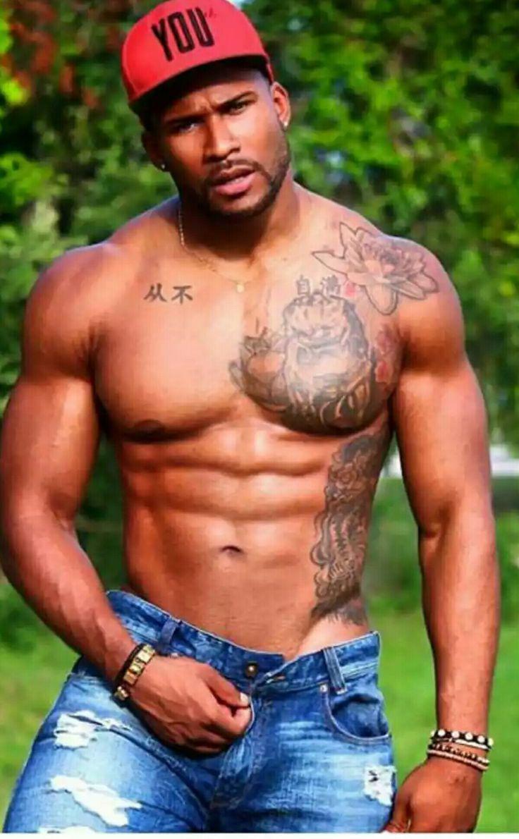 353 Best Sexy Chocolate Black Men Images On Pinterest -6179