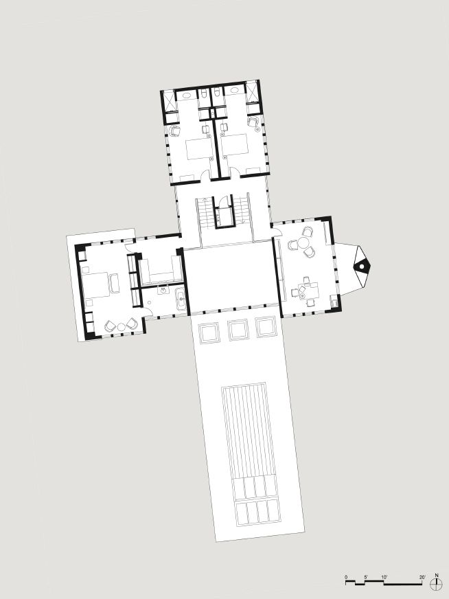 9 best chinese style family compound in california images for Family compound floor plans