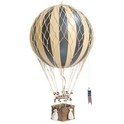 Luftballon, sort 32 cm (special edt.)