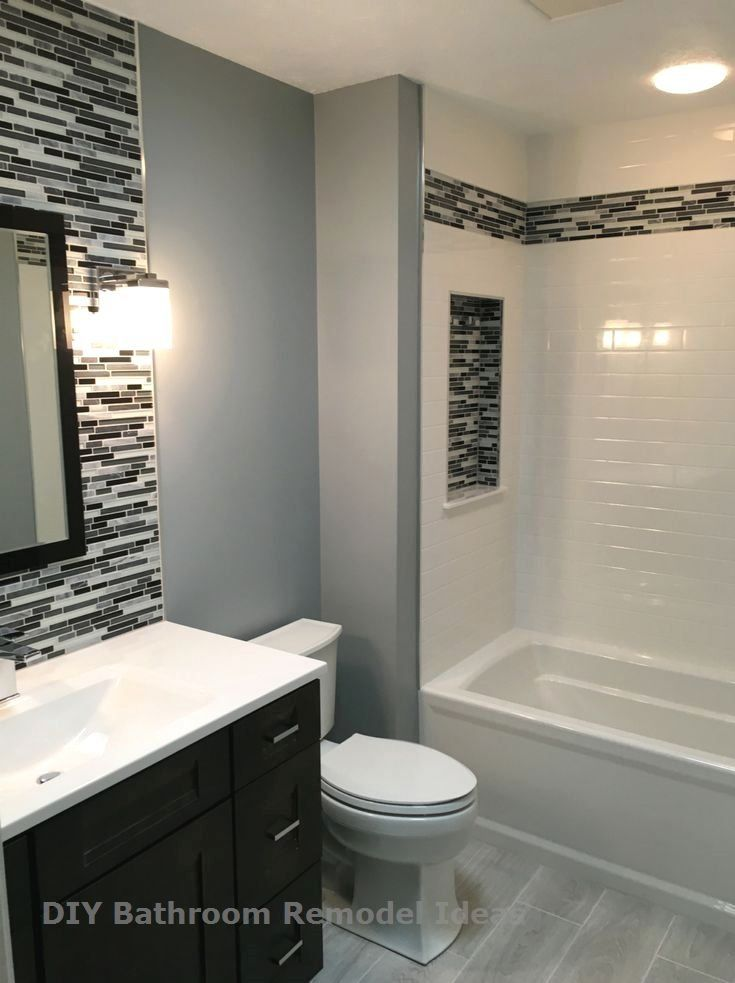 15 Incredible Diy Ideas For Bathroom Makeover 1000 In 2020 Bathrooms Remodel Small Bathroom Remodel Bathroom Makeover