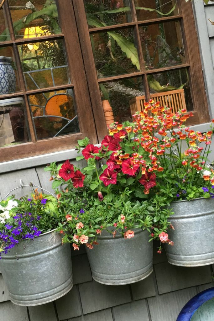 Gorgeous Rustic Garden Potting Shed