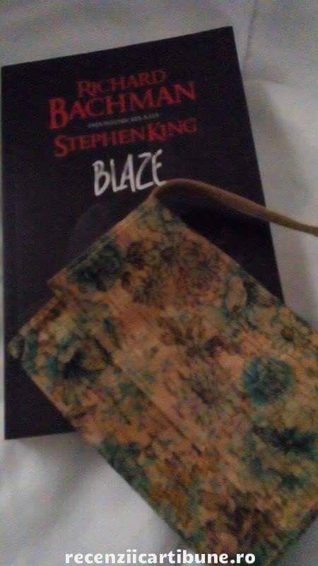 Review of Blaze by Stephen King – Recenzii Carti Bune