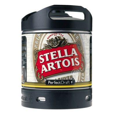 Stella Artois Fût Perfectdraft
