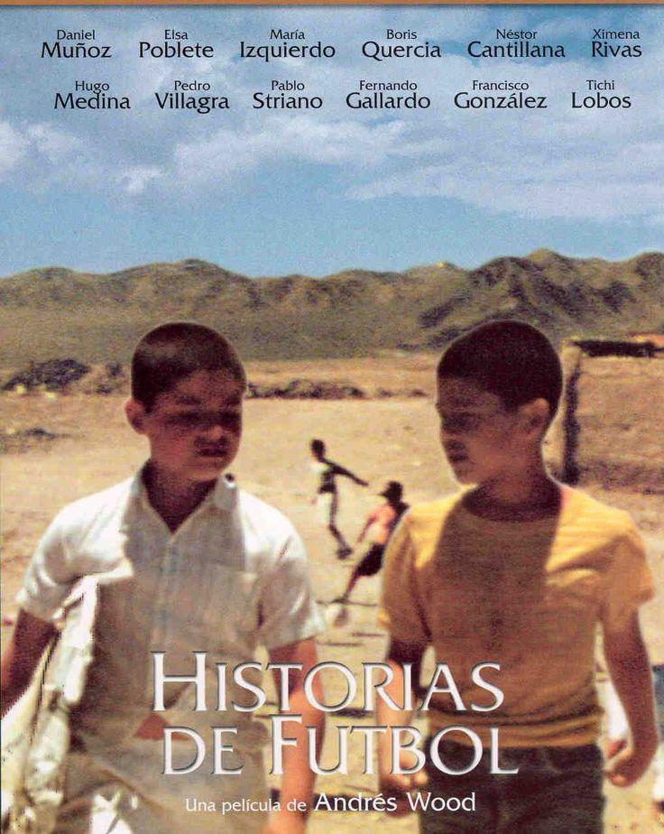 Historias de Fútbol. Andrés Wood, 1997. Chile.
