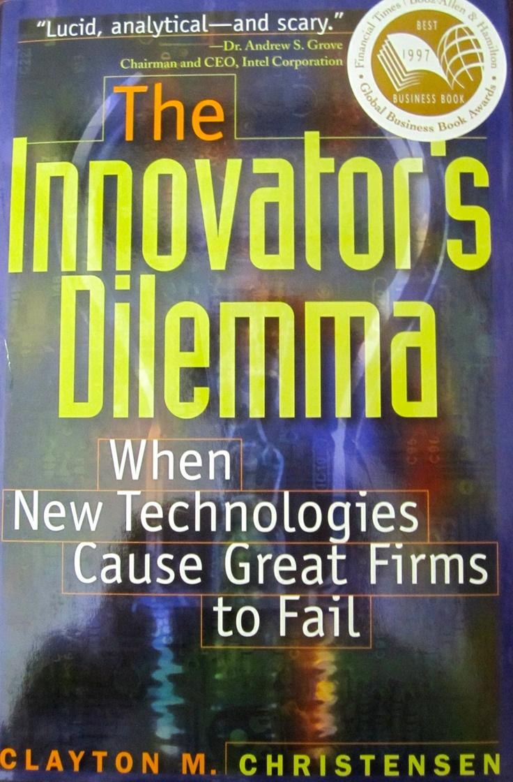 The Innovator's Dilema, Kingdom Ridge Capital, KRC