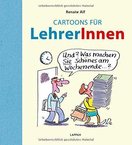 Das Buch mit Cartoons für Lehrer ist witzig und ein passendes Geschenk für Lehrer und Lehrerinnen. Ein Spaß fürs ganze Kollegium! Schenke es zum Abschied, Geburtstag, Schulwechsel oder einfach zwischendurch.