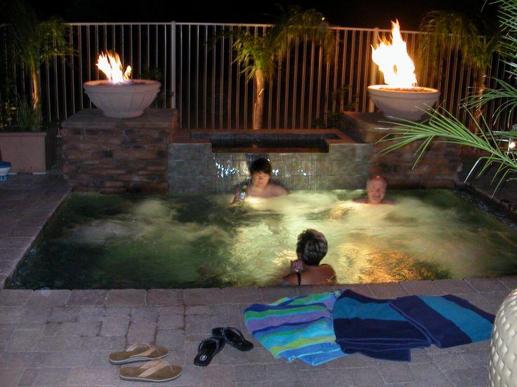The 25+ best Spool pool ideas on Pinterest   Small pools ...