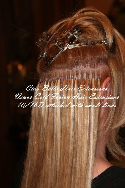 Venus Micro Links Hair Extensions is the Best Hair ...