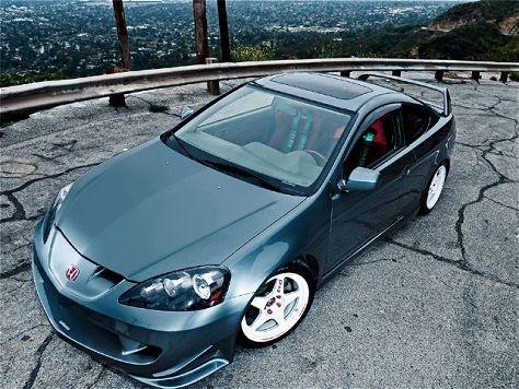 2005 Acura #RSX TypeS