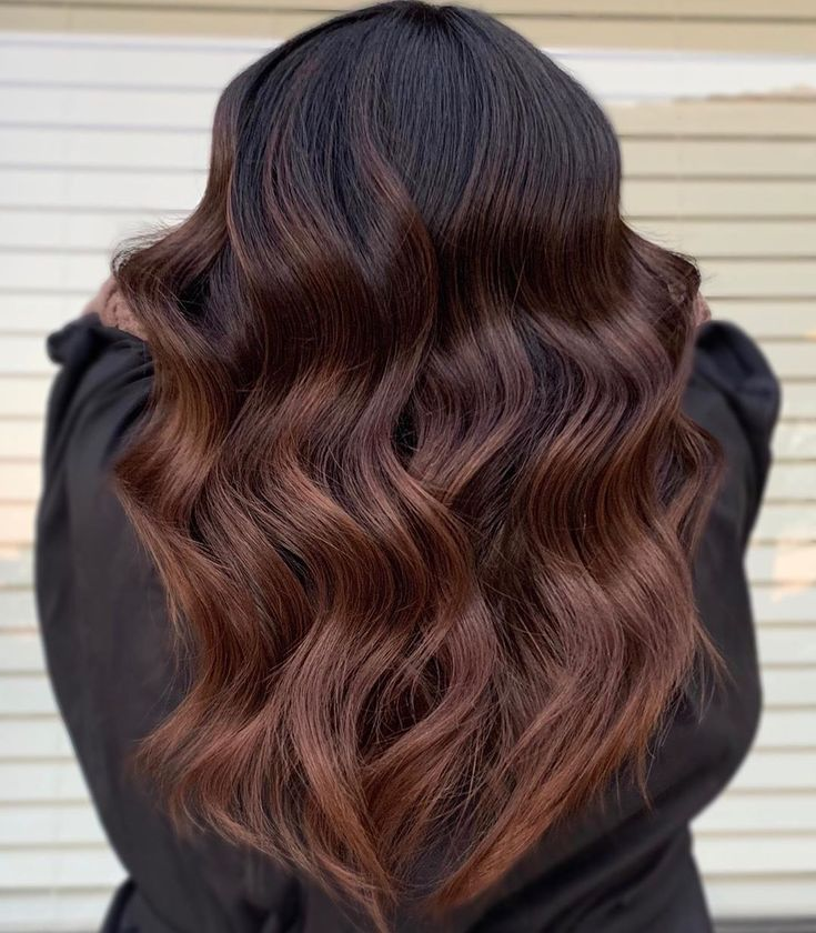 50 Trendy Brown Hair Colors and Brunette Hairstyles for 2021 - Hadviser | Brown hair colors, Chocolate brown hair color, Brown hair balayage