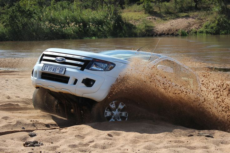Kick up some dust with Ritcie Auto