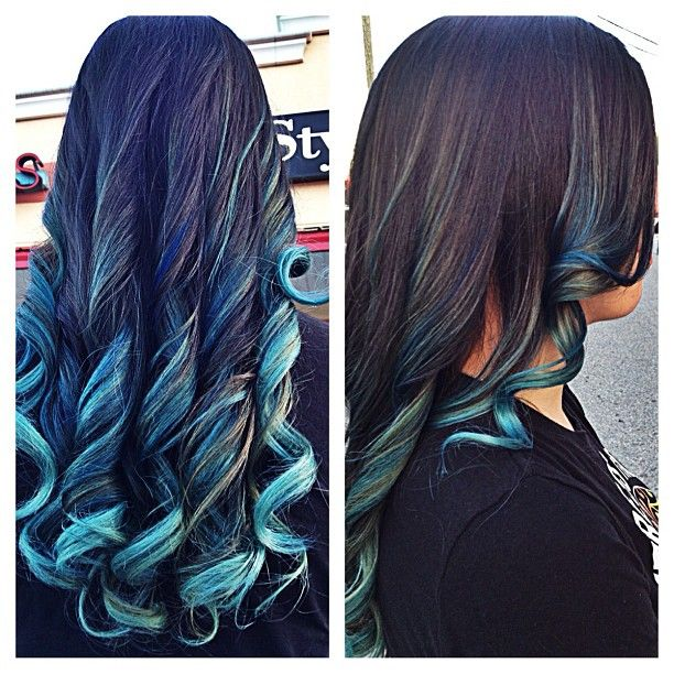 Awesome color.