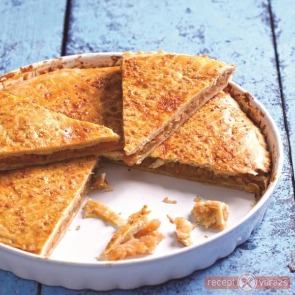 Különleges almás pite öt fűszerrel - Öt fűszer, sok alma, nagy siker! http://www.receptvarazs.hu/receptek/recept/kulonleges_almas_pite_ot_fuszerrel_recept