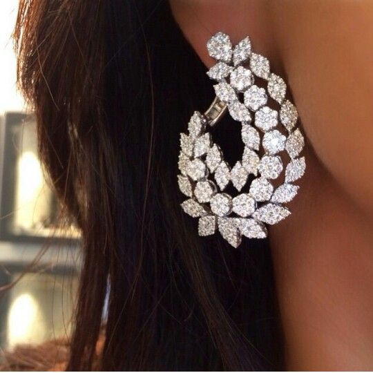 Diamonds # earings
