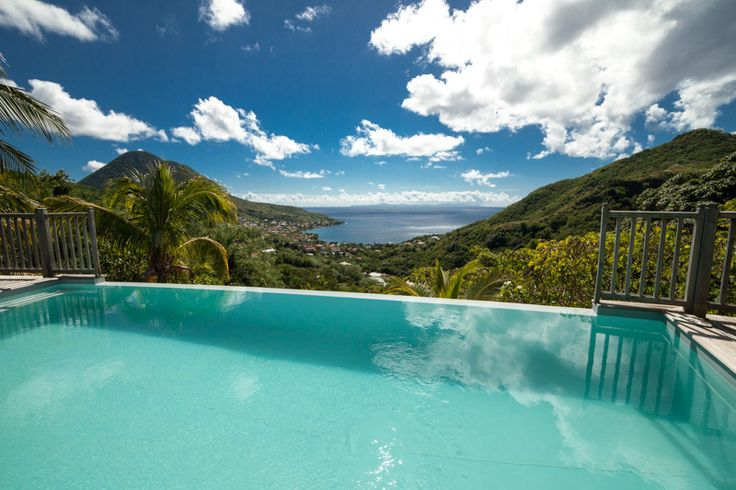 Villa Legends Martinique - 3 br luxury villa rental in Anses d'Arlet