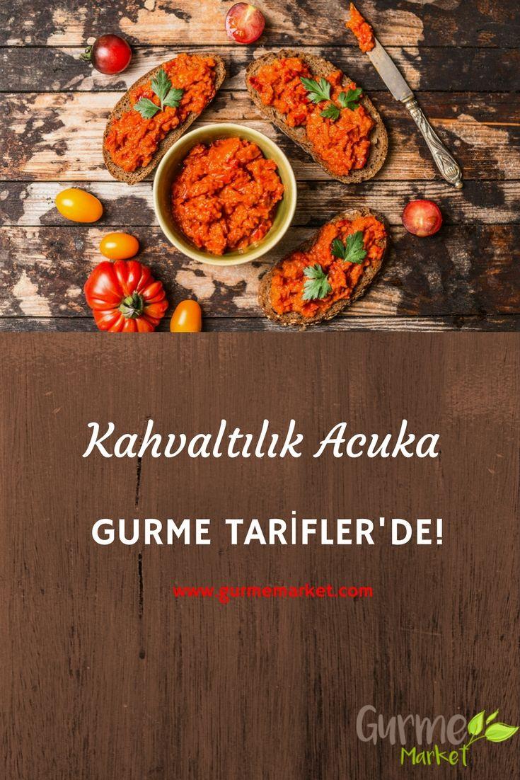 Kahvaltılık Acuka tarifi şimdi Gurme Tarifler'de! https://goo.gl/InVhMK