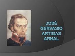 Resultado de imagen para JOSE GERVASIO aRTIGAS
