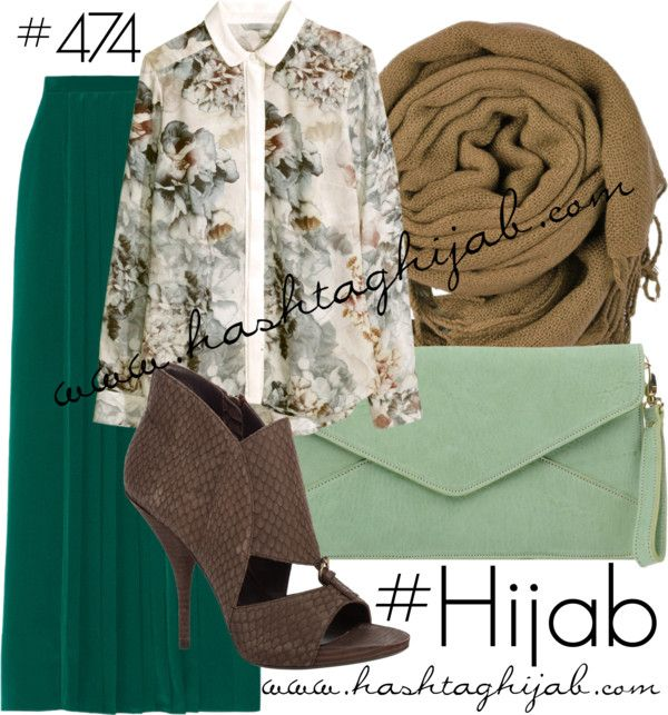 Hashtag Hijab Outfit #474