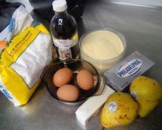 Невыразимая легкость кулинарного бытия...: Французская творожная запеканка с грушами