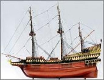 """The """"Golden Hind"""""""