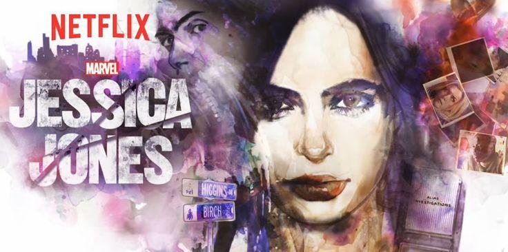 VIDEO: New Teaser For Marvel's Jessica Jones - Full Trailer Released On Friday