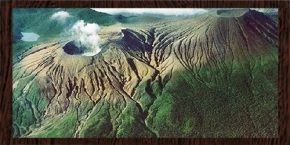 Tenorio Volcano Park Narodowy , Kostaryka