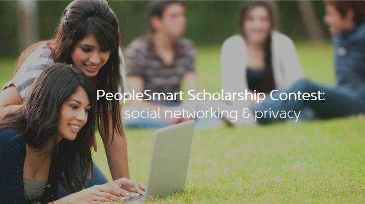 $2,500 PeopleSmart Scholarship for high school students. Deadline April 30.