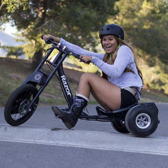Razor DXT Electric Drift Trike -  . http://mtr.li/2kkaUUc #musthave #musthaves #loveit