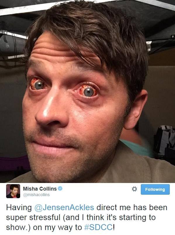 2348 Best Castiel Misha Images On Pinterest Fresh Of Misha Collins