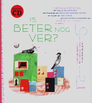 Luisterverhaal met liedjes over hedendaagse kunst.