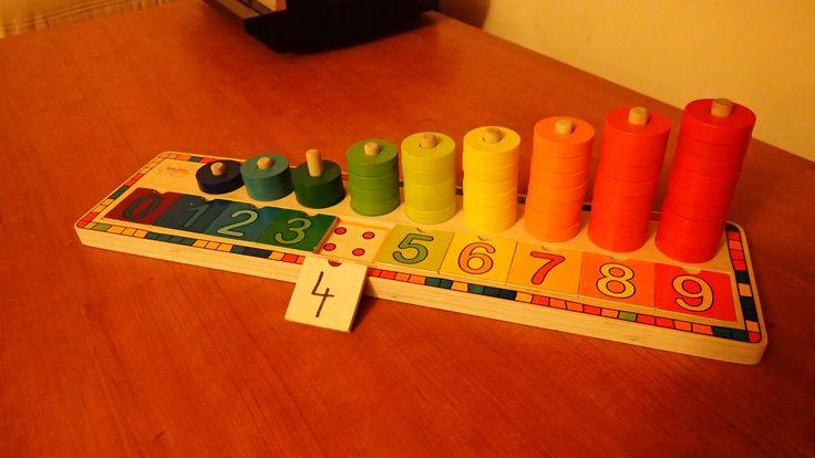Pocitanie a farby - aritmetika, zmysli zrak