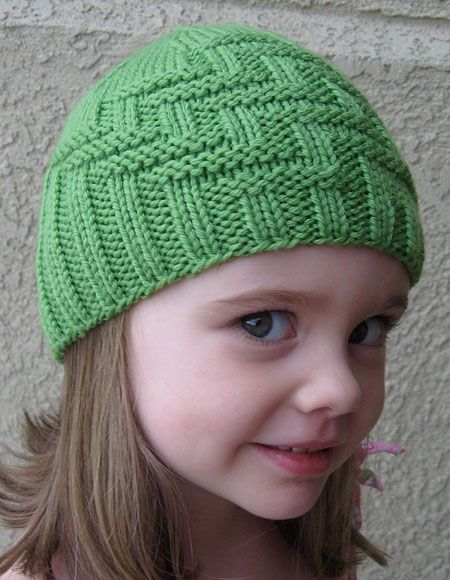 Berruti Hat - Knitting Patterns and Crochet Patterns from KnitPicks.com
