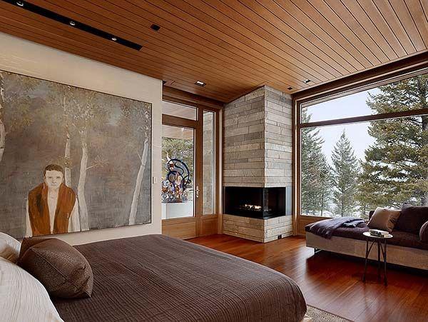 Masculine Bedroom Design Ideas-48-1 Kindesign