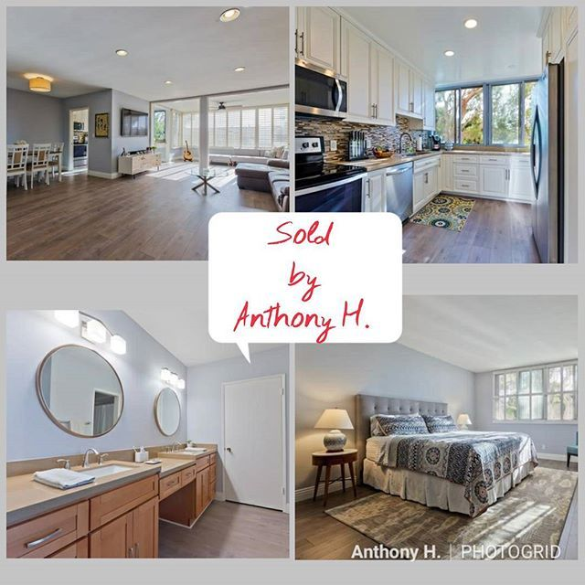 Sold! My buyer is in love with his Playa Del Rey condo just blocks from the beach! You want to love your home? Call me 818-451-9655.  8701 Delgany Av #106 Playa Del Rey $750,000  #LArealestateyourway #myhalfpercent #listforless #myagentanthony #anthonysellsla #woodlandhills  #calabasas #realtor #realestate #realty #broker  #southoftheblvd #forsale #HGTV #homesforsale #newhome #househunting #housing #properties #listing #home #milliondollarlisting #justlisted #justsold #openhouse…