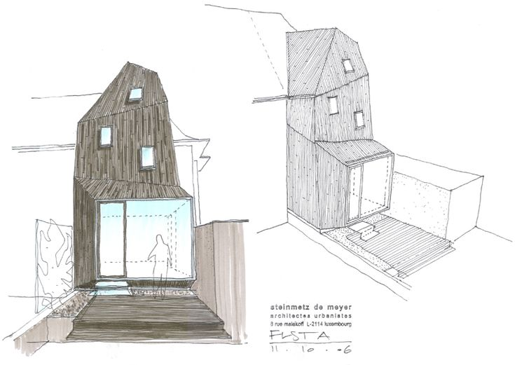 Best Architecture Drawing Concept Sketch Images On Pinterest